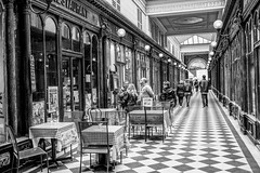Covered Passage, Paris (gerardmahieu) Tags: parijs