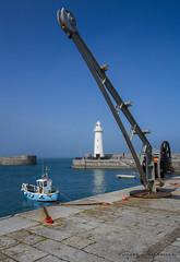 Donaghadee Harbour (bazmcq) Tags: donaghadee harbour countydown port lighthouse seascape docks barrymcqueen northernirelandphotography northernireland ireland ulster uk