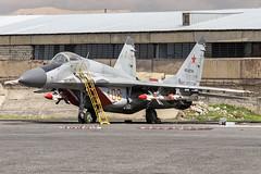 RF-92784 (Shnipper) Tags: russianairforce mig29 913 fulcram spotting shnipper tsyupka erebuni fighter aircraft jet pentax k3 sigma150500 rf92784