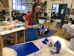 Creating the Art Float - Tam Makers - April 2018 - Photo - 48