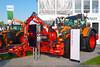 Fendt 720 Vario Tractor (SR Photos Torksey) Tags: ifat 2018 municipal munich show exhibition fendt tractor