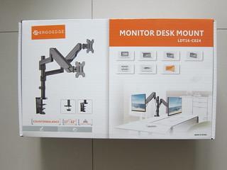 ErgoEdge Freedom Dual Monitor Arm
