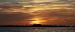 Tierra Verde Sunset 5-23-2018 Panorama (dbadair) Tags: outdoor seaside shore sea sky water nature wildlife 7dm2 ocean canon florida bird