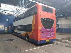SN12 EHO (markkirk85) Tags: alexander dennis e40d enviro 400 stagecoach east new go west kings lynn 62012 22 sn12 eho sn12eho