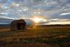 EN SOLEDAD (alfredo2057) Tags: alfredo azul sol paredes largaexposicion noche nikon luz navarra nocturna pueblo color monte cielo nublado estrellas campo casa