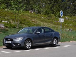 the new Audi