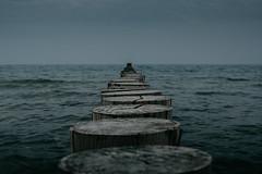 there´s always a way   l  2018 (weddelbrooklyn) Tags: ostsee heiligenhafen wasser holz horizont bunen maritim nikon d5200 35mm balticsea water wood horizon schleswigholstein