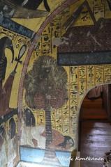 Amennakht (konde) Tags: thot ankh tomb tt218 tt219 tt220 deirelmedina luxor 19thdynasty newkingdom ancientegypt hieroglyphs art