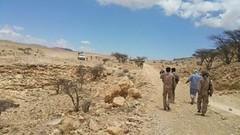 ناطق المنطقة الثانية: استكمال عملية الجبال السود بالانتشار غرب حضرموت (nashwannews) Tags: المنطقةالثانية النخبةالحضرمية اليمن حضرموت