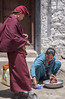 Monk's laundry (bag_lady) Tags: hemissummerfestival2011 ladakh india hemismonastery buddhism monk buddhist spiritual jammuandkashmir timeforachat chatting monkslaundry