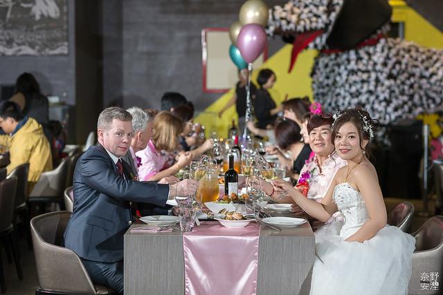 高雄婚攝 典藏駁二餐廳 ARTCO (6)