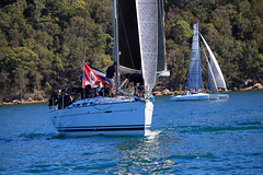 _MG_0171 (flagstaffmarine) Tags: winner beneteau pittwater regatta 2018 flagstaff marine sydney nsw aus