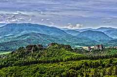 Belogradchik (saromon1989) Tags: panorama view nature mountain mountains green blue spring