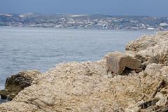 Reste de cuve (Bernard Ddd) Tags: mar145 catalans poselongue cuve malmousque 8cm flak nd400 marseille sudwall 8 provencealpescôtedazur france fr