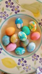Easter Eggs (Mamluke) Tags: easter spring eggs dyed mamluke decorated decoration pastels colored egg