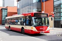 Halton Transport MIG8177 (Mike McNiven) Tags: halton transport haltontransport scania omnicity halebank warrington interchange