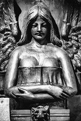 On My Way to Somewhere Else (Thomas Hawk) Tags: america citymuseum citymuseumstlouis missouri stlouis usa unitedstates unitedstatesofamerica angel sculpture us fav10