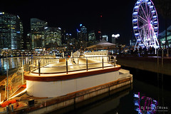 20180509-38-Darling Harbour at night (Roger T Wong) Tags: 2018 australia darlingharbour nsw newsouthwales rogertwong sel2470z sony2470 sonya7iii sonyalpha7iii sonyfe2470mmf4zaosscarlzeissvariotessart sonyilce7m3 sydney night reflection