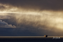Mood morning (MarkMeredith) Tags: newzealand auckland torbay stormy seascape weather clouds
