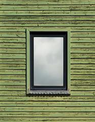 DSC_5887 (stu ART photo) Tags: minimal abstract urban city green lines paint peeling