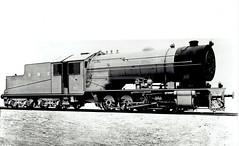 India Railways - North Western Railway Class XG 0-8-0 steam locomotive Nr. 911 (Beyer Peacock Locomotive Works, Manchester-Gorton 6505 / 1928) (HISTORICAL RAILWAY IMAGES) Tags: india railway steam locomotive nwr bp beyerpeacock
