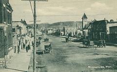 Minnedosa - Main Street (vintage.winnipeg) Tags: manitoba canada vintage history historic minnedosa