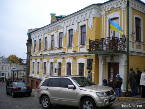 Київ Андріївський узвіз InterNetri Ukraine 108