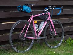 My little Crockett in Brevet mode (jokkea) Tags: trek crockett gravelgrinder gravelbike cyclocross brevet bike bicycle shimano di2