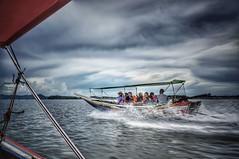 speed boat (tumtummum) Tags: water travel