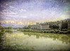 a mild violet (ellynwriting - slowmode) Tags: florence firenze arno violet wine henryjames dream reflections