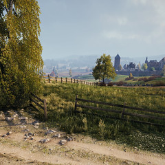 """Open Fence"" (Omegapepper) Tags: wallpaper screenshot gaming games videogame wot world tanks vintage war grass tree sky digital photography photomode photostitch landscape screenarchery nvidia vegetation colorful realistic"