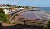 Shady spot at Dawlish (PeakDigital) Tags: dawlish sea gwr hst