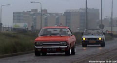 Opel Rekord Coupé 1970 (XBXG) Tags: al6703 opel rekord coupé 1970 opelrekord rekordc coupe boulevard barnaart zandvoort nederland holland netherlands paysbas vintage old classic german car auto automobile voiture ancienne allemande deutsch vehicle outdoor