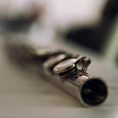 """""""Concert Flute"""" (helmet13) Tags: d800e raw musicalinstruments selectivefocus bokeh concertflute flap aoi peaceaward world100f"""