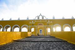 (toltequita) Tags: izamal yucatan virgendelainmaculadaconcepcion conventodesanantoniodepadua