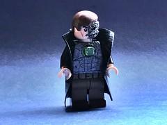 Lego Superman: Metallo Custom Figure (Trypti Customs) Tags: metallo figure custom supermantheanimatedseries new52 superman lego