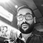 From my Instagram: Ray of light. A moment with me. #Selfie #Bearded #Beard #Glasses #Mormaii #Airpods thumbnail