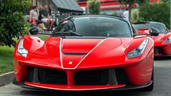 Le Ferrari (Beyond Speed) Tags: ferrari laferrari aperta supercar supercars cars car carspotting nikon v12 red roadster automotive automobili auto automobile combo italy italia maranello ferrari70 hypercar hybrid