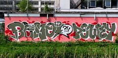 amsterdam graffiti (wojofoto) Tags: amsterdam nederland netherland holland graffiti streetart wojofoto wolfgangjosten benoi benoit powey