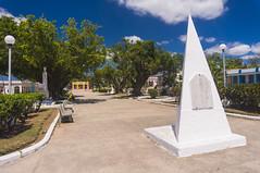 Camajuani - 1 - City Center - Around Martí Park (lezumbalaberenjena) Tags: camajuani camajuaní villas villa clara cuba cuban ciudad city 2018 lezumbalaberenjena centro center