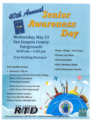 Neptune Society of Northern California, Stockton - Senior Awareness Day