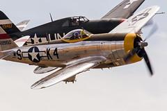 P-47G_18 (SamOphoto2011) Tags: airplanes canon california airshow chino 14iiteleconverter republic 7dmarkii 2018 100400lmarkii p47thunderbolt