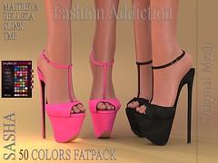 SASHA SHOES @ .Suicide DollZ. (Owner Fashion Addiction) Tags: suicidedollz shoes belleza miatreya freya isis venus event physique hourglass secondlife fashionaddiction fashion addiction