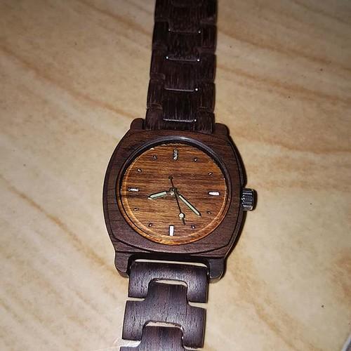 Jam tangan kayu seri May 21, 2018 at 06:41PM
