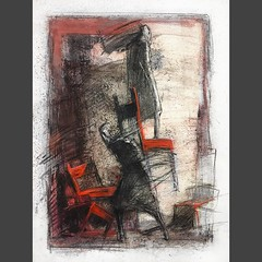His 0004 s (behzad sohrabi) Tags: modern contemporary visulaart artsy artist art painting pastel charcoal collection statues behzad sohrabi portrait sketching drawing illustration