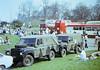Series III Land Rovers in service, Battersea 1970s (Richard.Crockett 64) Tags: landrover seriesiii truck utility generalservice militaryvehicle britisharmy battersea london 1970s