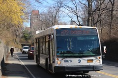 Nova bus LFS MTA NYC (CarPro Bus) Tags: nova bus lfs mta nyc cp photography ©