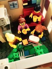 MyLegoFamily Fun (valeolligio) Tags: train fun collectable minifigures friends city assemblysquare square assembly family mylegofamily 2018 lego