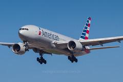 N778AN (rcspotting) Tags: gru sbgr n778an boeing 777200 american airlines