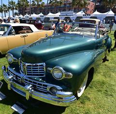 1948 Lincoln (D70) Tags: nikon d750 20mm f28 ƒ80 200mm 1250 100 1948 lincoln sedanca de ville by coachcraft lajolla concoursdelegance 2018 village sandiego california cuvierpark